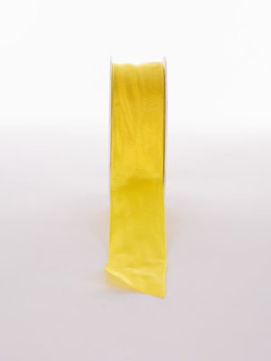 464605.4-RIBBON-LYON-YELLOW-TAFFETA
