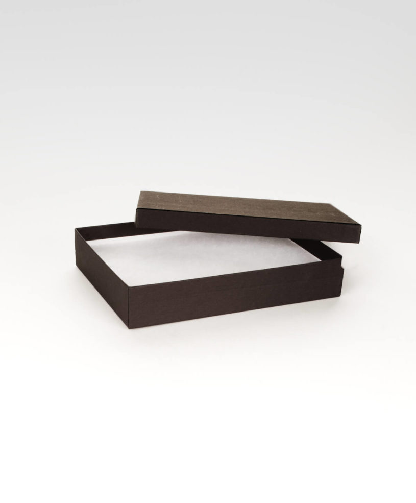 BX80BK-2-PIECE-BLACK-KRAFT-JEWELLERY-BOX