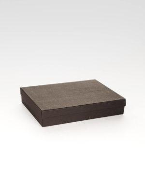 BX80BK-BLACK-KRAFT-JEWELLERY-BOX