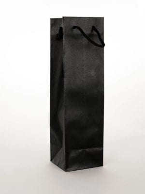 CHBT.BLK-MATTE-BLACK-BOTTLE-BAG-WITH-CORD-HANDLE