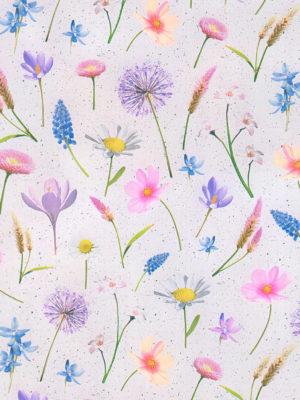 KR504990-GREY-MULTI-FLOWERS