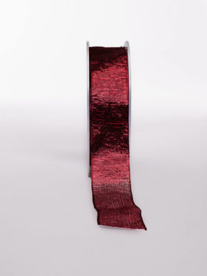 NT500WM-RIBBON-WINE-METAL-WIRED
