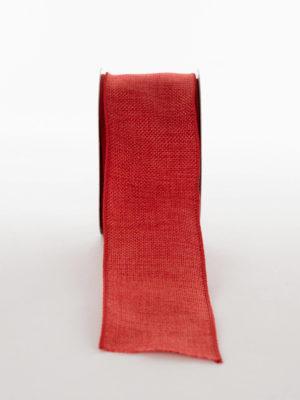 V113D30.63-RIBBON-JUTE-RED-WOVEN-EDGE